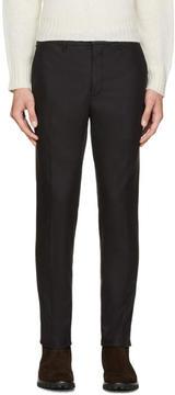 Rag & Bone Navy Grant Trousers
