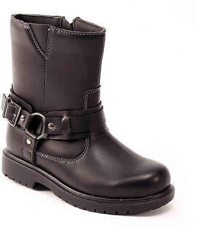 Deer Stags Boys Curb Biker Toddler & Youth Boot
