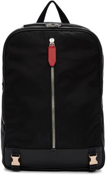 Neil Barrett Black Commuter Backpack