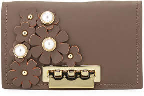 Zac Posen Earthette Leather Card Case