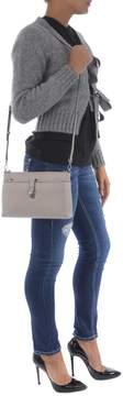 Michael Kors Mercer Crossbody Bag - CEMENTO - STYLE