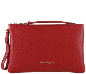 Salvatore Ferragamo Clutch Shoulder Bag Women