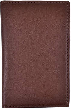 Royce Leather Royce Hanover Leather Card Case