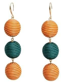 Violeta BY MANGO Tassel earrings
