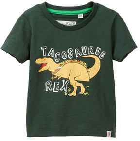 Sovereign Code Wild Child Tacosaurus Rex Tee (Baby Boys)