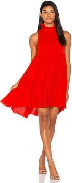 Elliatt Sonnet Mock Ness Dress