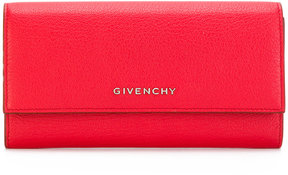 Givenchy foldover wallet