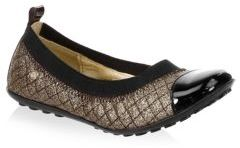 Naturino Kid's Quilted Ballet Flats