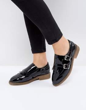 Asos MASTERMIND Monk Flat Shoes