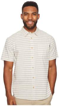 O'Neill Stag Short Sleeve Woven Men's Clothing