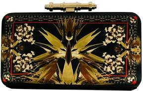 Givenchy Multicolour Silk Clutch Bag