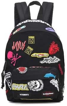 Vetements x Eastpak® Mini Embroidered Sticker backpack