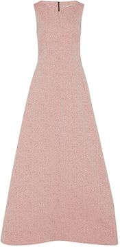 Emilia Wickstead M'O Exclusive Fiona Pebbled Gown