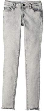 DL1961 Kids Chloe Skinny Acid Washed Jeans in Gemini Girl's Jeans