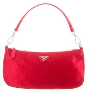 Prada Raso Satin Handle Bag
