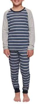 Dex Boy's Two-Piece Raglan Pajamas Set