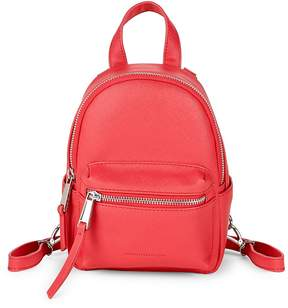 French Connection Women's Perry Mini Convertible Backpack