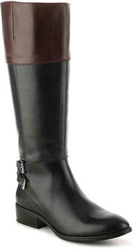 Lauren Ralph Lauren Women's Marba Wide Calf Riding Boot