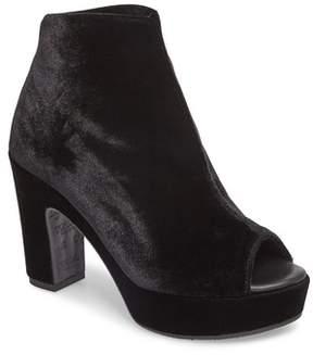 Cordani Women's Tyra Peep Toe Platform Bootie