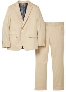 Isaac Mizrahi Cotton 2-Piece Suit (Toddler, Little Boys, & Big Boys)