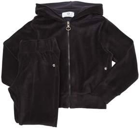 Versace Cotton Chenille Sweatshirt & Sweatpants