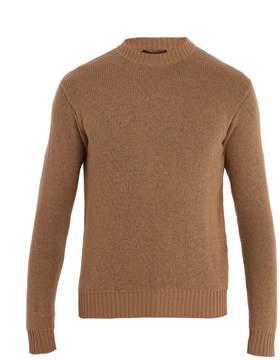 Prada Crew-neck cashmere sweater