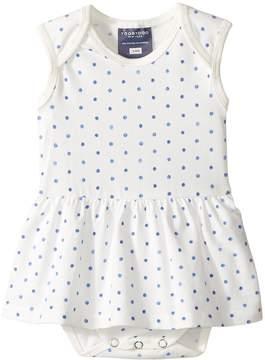 Toobydoo Dot Ballerina Dress (Infant)