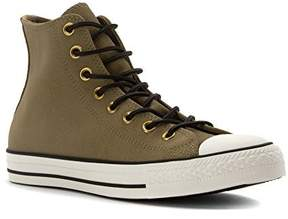 Converse Unisex Chuck Taylor All Star Hi Jute/Egret/Black Basketball Shoe 8 Men US