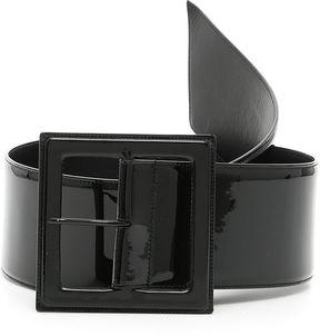 Saint Laurent Patent Belt