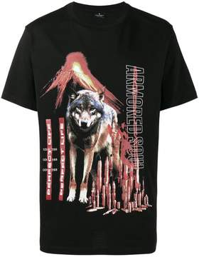 Marcelo Burlon County of Milan Konken printed t-shirt