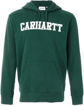 Carhartt college hoodie