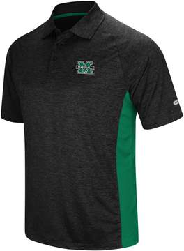 Colosseum Men's Marshall Thundering Herd Wedge Polo