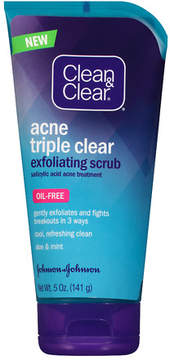 Clean & Clear Triple Clear Exfoliating Scrub