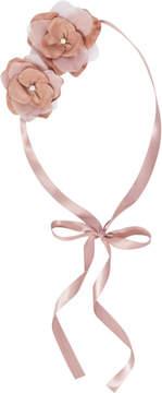Scunci Headbands of Hope Blush Flower Headwrap