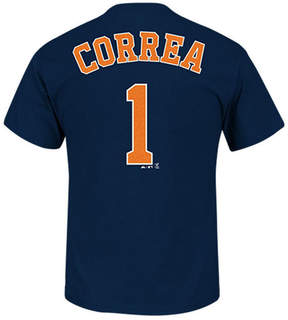 Majestic Mlb Carlos Correa T-Shirt, Little Boys (4-7)