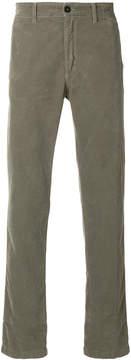 Massimo Alba straight leg Winch trousers