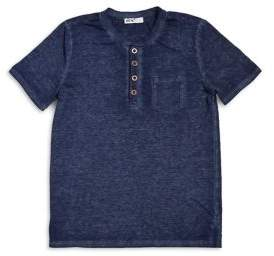 Dex Boy's Washed Short Sleeve Tee