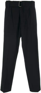 Christian Pellizzari cropped tailored trousers
