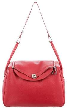 Hermes Clemence Lindy 34 - RED - STYLE