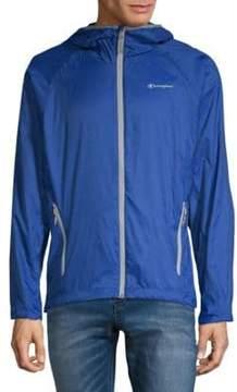 Champion Micro Ripstop Raglan-Sleeve Jacket