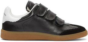 Isabel Marant Black Beth Sneakers