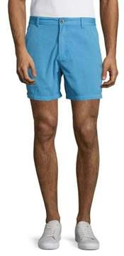 Original Paperbacks Solid Cotton Shorts