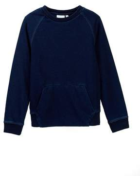 AG Jeans Grayson Raglan Sweatshirt (Big Boys)