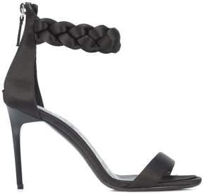 Oscar de la Renta Brigit ankle strap sandals