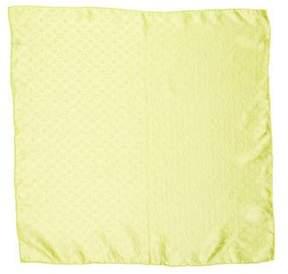 Louis Vuitton Monogram Silk Pocket Square