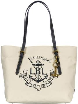 Ralph Lauren In Fabric Tote Bag