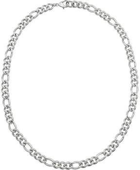 Ice Men's Stainless Steel 24-inch 10mm Chain Necklace