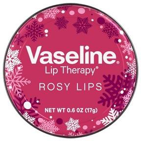 Vaseline Holiday Snowflakes Tin - 0.6oz