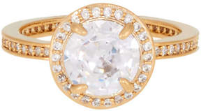 Henri Bendel Luxe Pave Halo Ring
