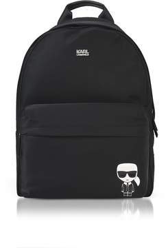 Karl Lagerfeld K/Ikonik Nylon Backpack